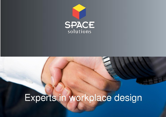Space Solutions eBrochure