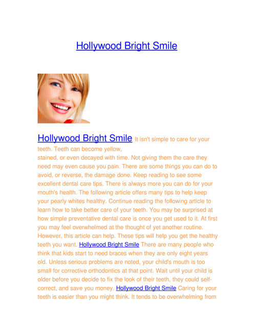 http://www.thehealthvictory.com/hollywood-bright-smile/