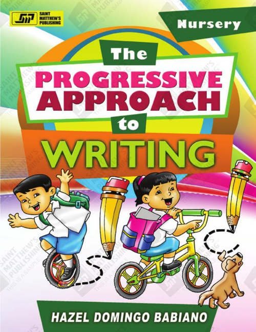 The Progressive Approach to Writing - Nursery