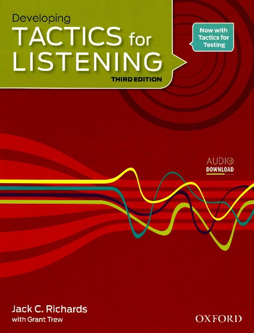 Developing Tactics For Listening