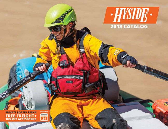 2018 HYSIDE Catalog