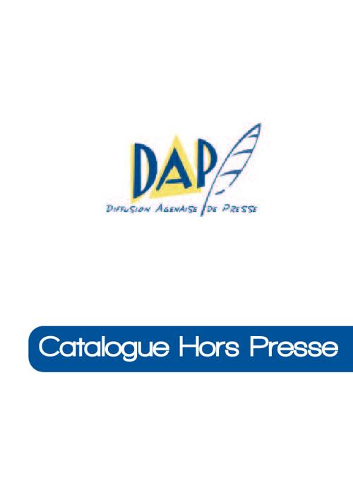 Catalogue HP2012