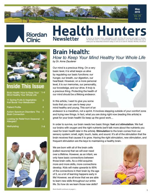 HealthHunters-May '15