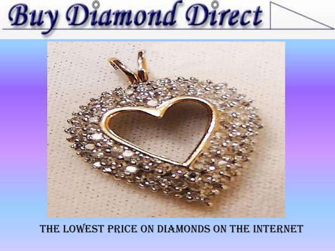 Shop for the best diamond jewelry online at Buy Diamond Direct