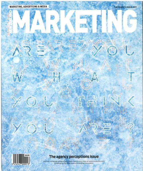 NZ Marketing Magazine - March 2017