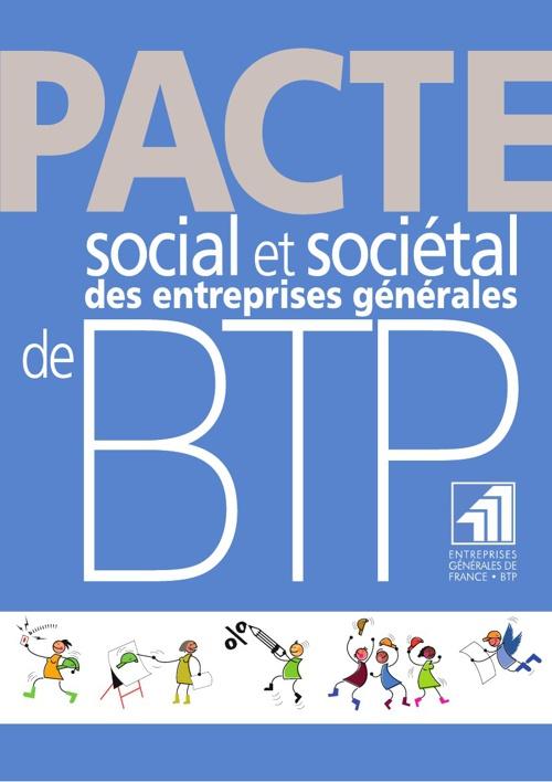 PACTE SOCIAL ET SOCIÉTAL D'EGF-BTP