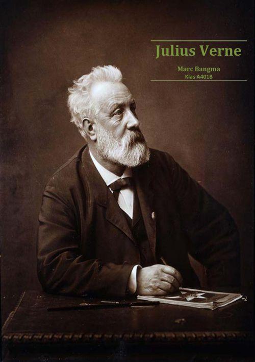 Julius Verne Marc Bangma