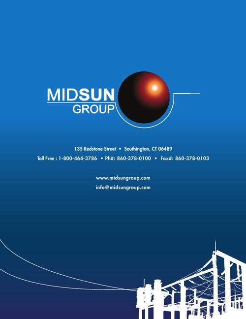 Midsun Group, Inc. Catalog 2013