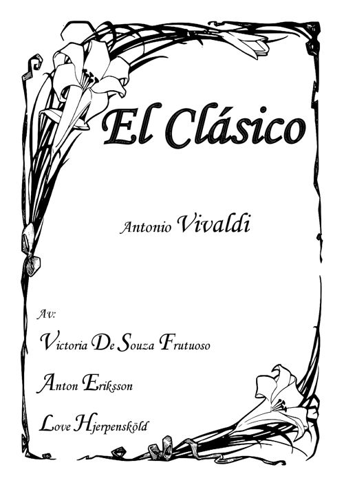 El Clásico - Vivaldi