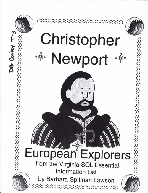 Christopher Newport Book