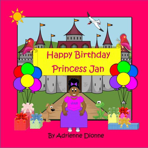 Happy Birthday Princess Jan