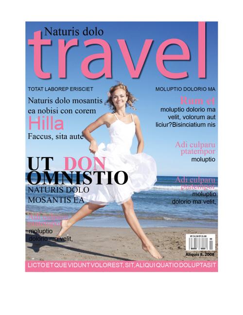 Yu, Denise - Magazine Cover