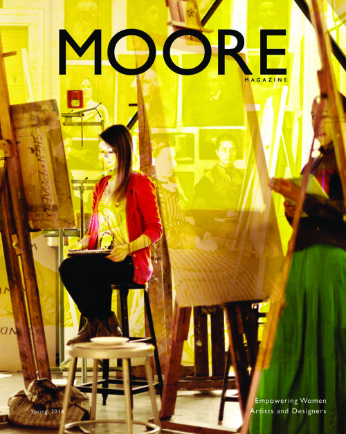 Moore Magazine Spring 2014