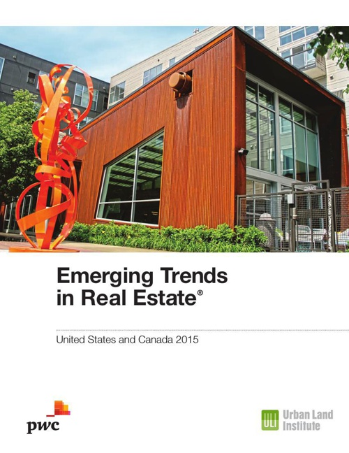 Emerging Trends in Real Estate - 2015
