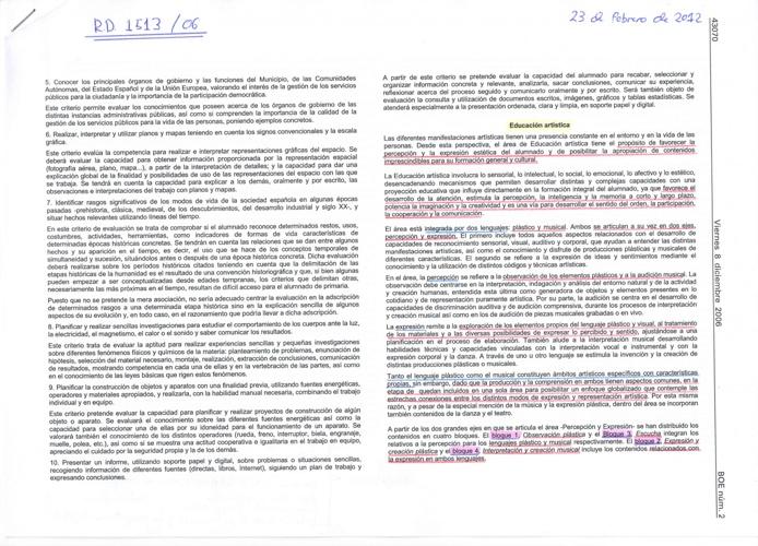 Real Decreto 1513/06