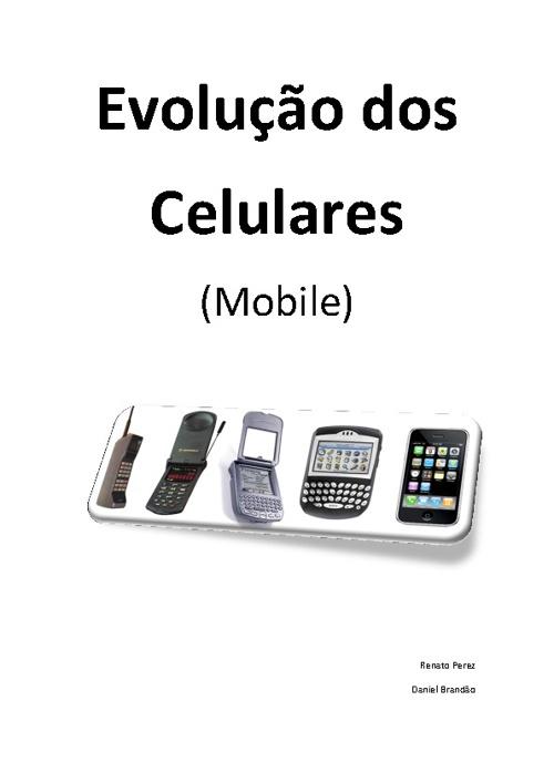 Evolução Mobile