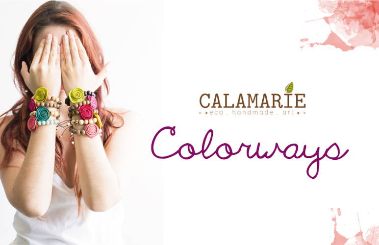 Calamarie - Colorways