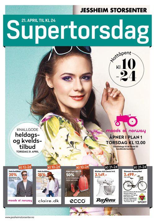 SUPERTORSDAG 21. APRIL