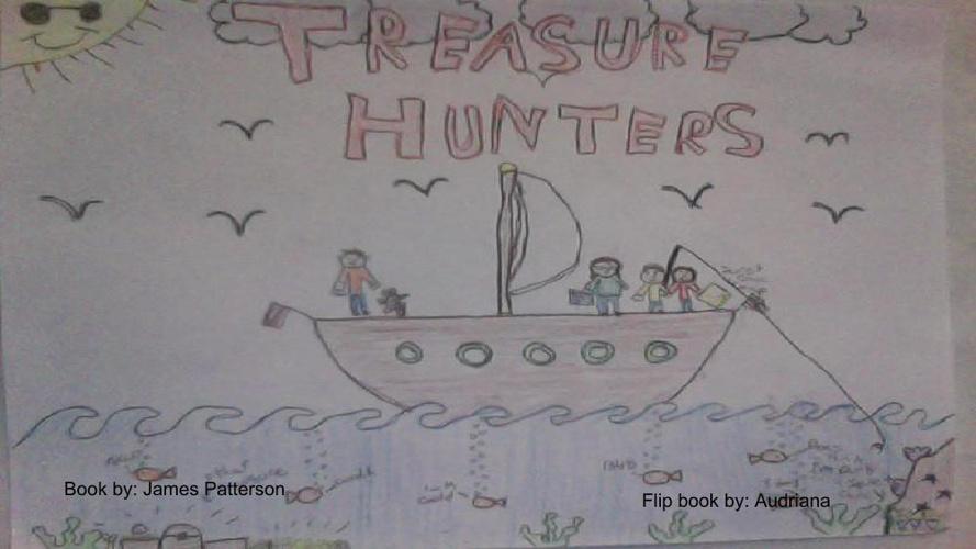 Audriana's Flipbook - Treasure Hunters