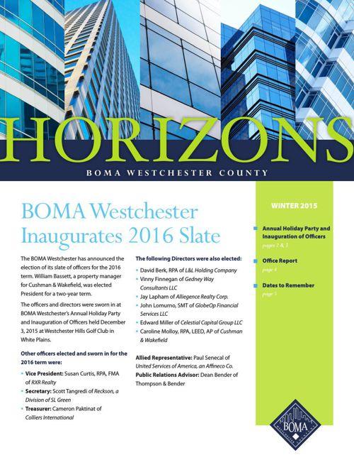 BOMA Newsletter - February 2016