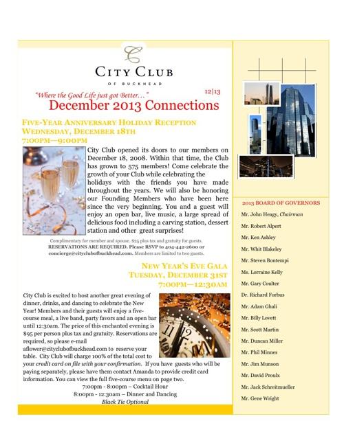 CCB December 2013