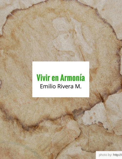 Aprendiendo a Vivir en Armonia