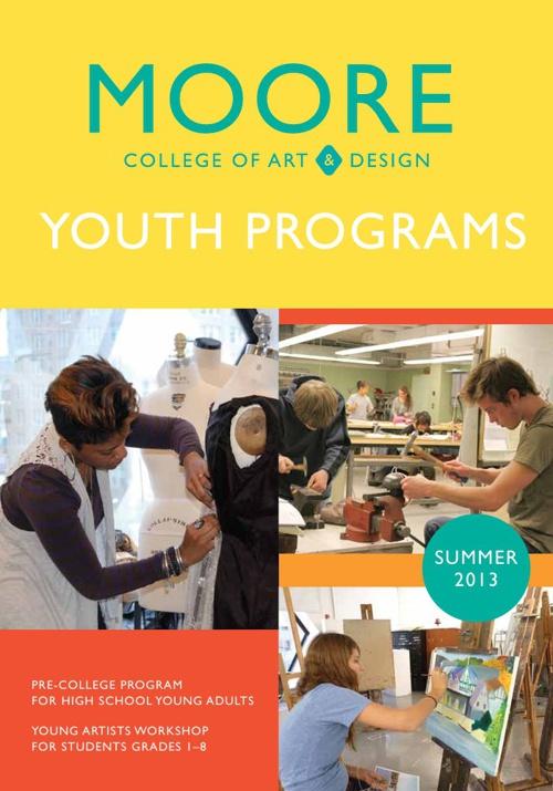Youth Programs Summer 2013 Catalog