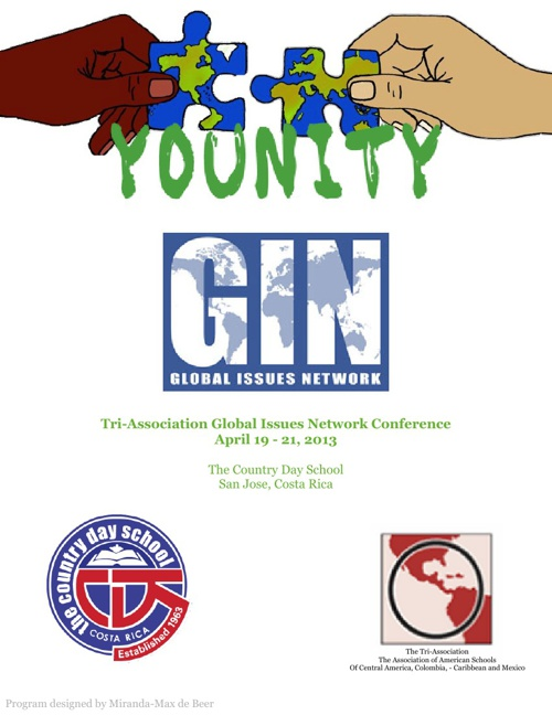 PROGRAM: GIN Costa Rica 2013 - YOUnity