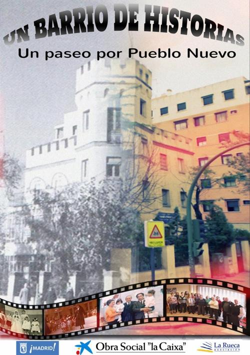 """""""Un Barrio de Historias, un paseo por Pueblo Nuevo"""""""