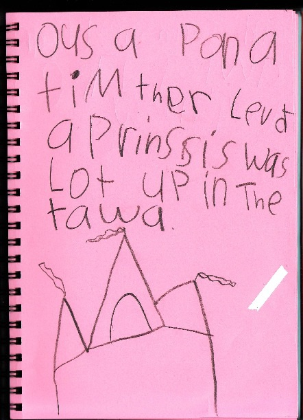 Anneliese's Princess Story