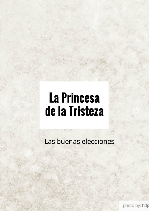 Copy (3) of La princesa de la tristeza