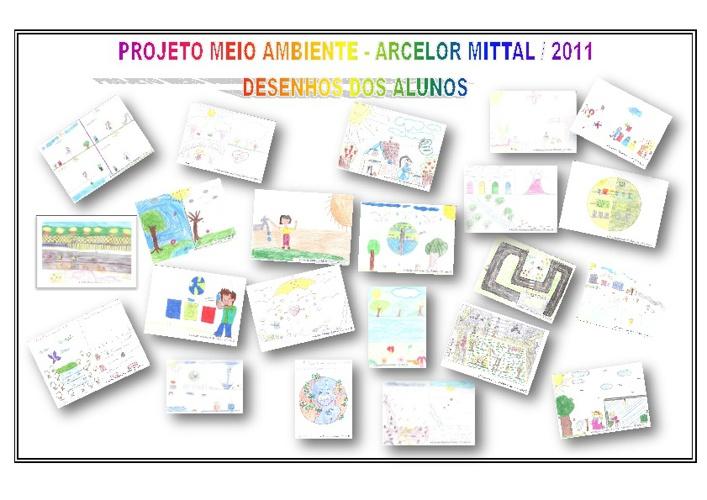 Projeto Meio Ambiente Arcellor Mittal