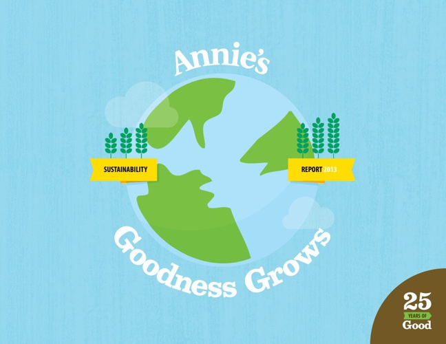 Annie's 2013 Sustainability Report