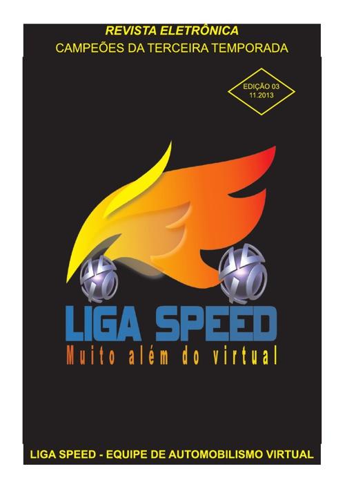 Revista LigaSpeed - Edição 03