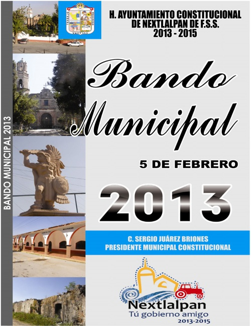 Bando Municipal 1