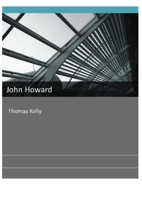 John Howard Prime Minister Report by Thomas Kelly