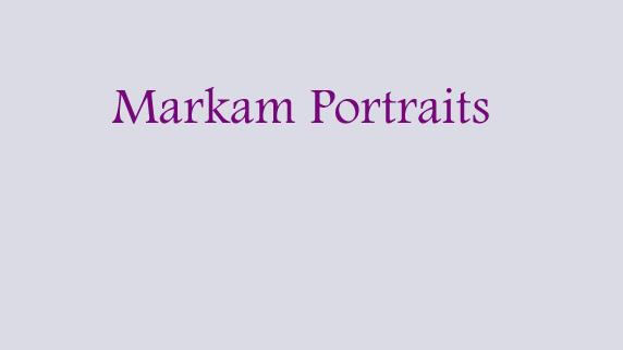 Markam Portraits