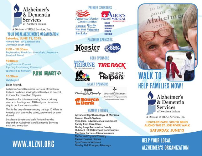 ALZNI Charity Walk