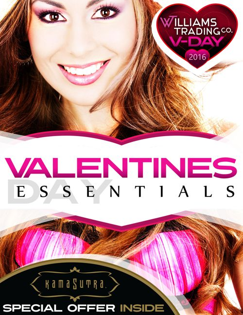 Williams Trading Valentines Day Essentials 2016