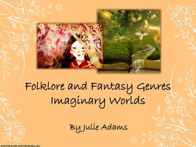 Folklore-Fantasy Flipbook
