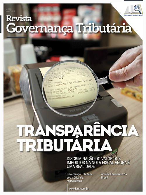 Revista Governanca Tributaria 2013