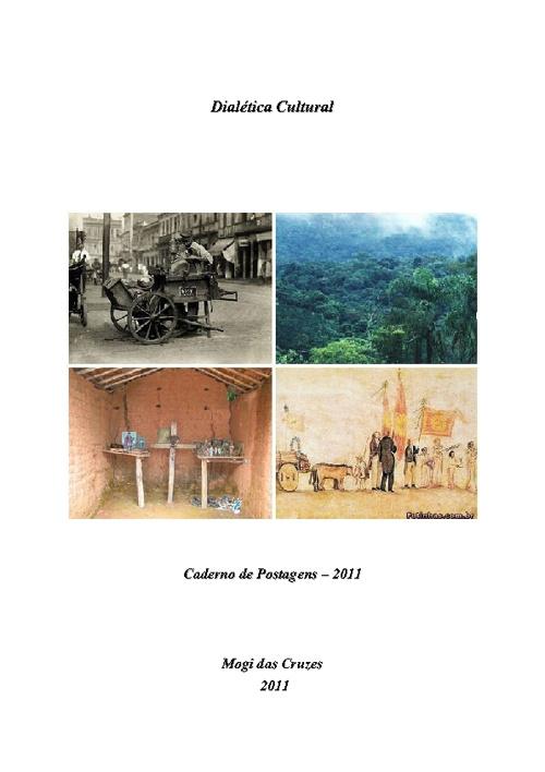 Caderno de Postagens 2011