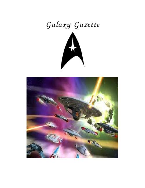 Galaxy Gasette
