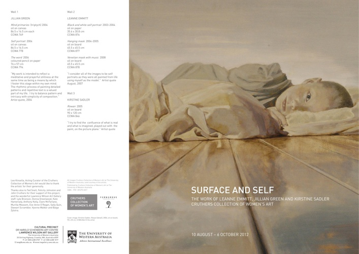 Surface and Self - TEST