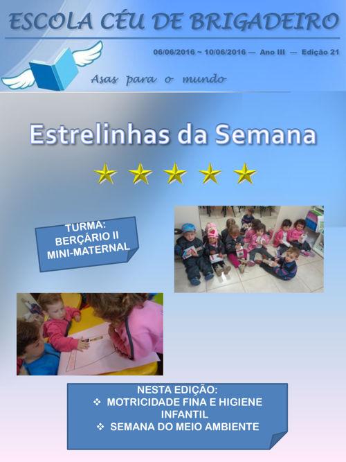 BERÇÁRIO EDIÇÃO 21