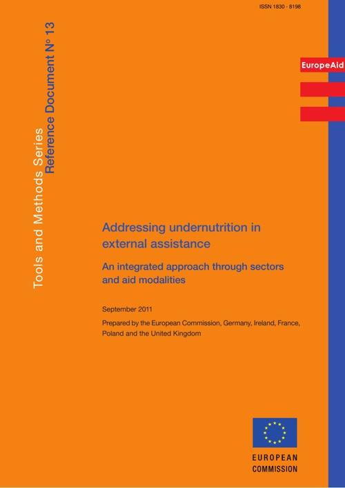 Addressing undernutrition in external assistance – (2011)