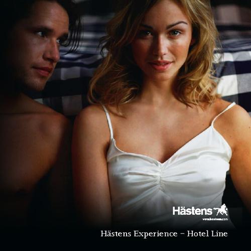 Hästens Hotel Line