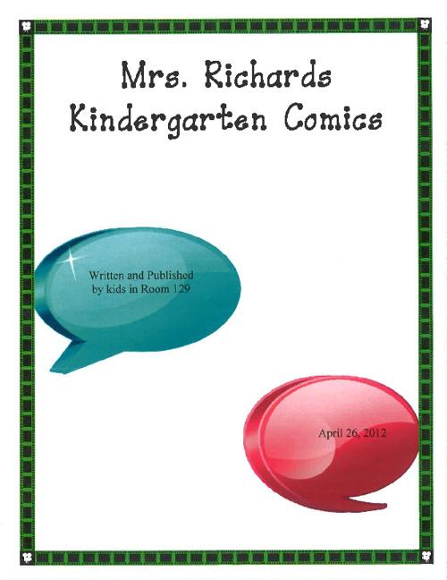 Kindergarten Comics