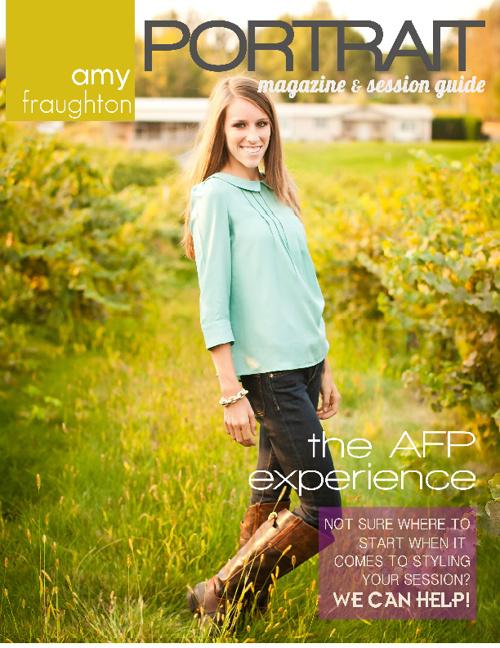 Amy Fraughton Photography Portrait Magazine