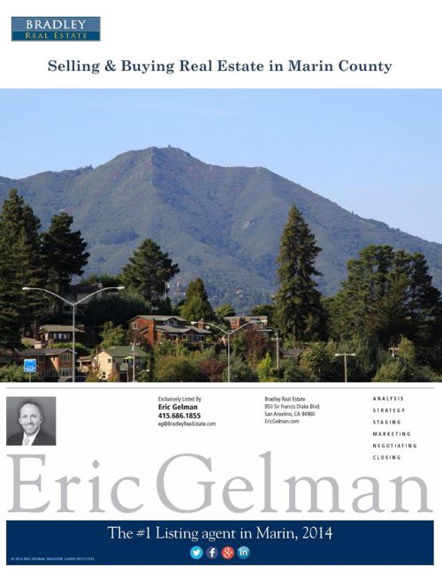 Selling & Buying Real Estate in Marin County